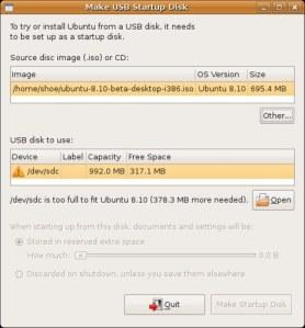ساخت دیسک USB راه انداز